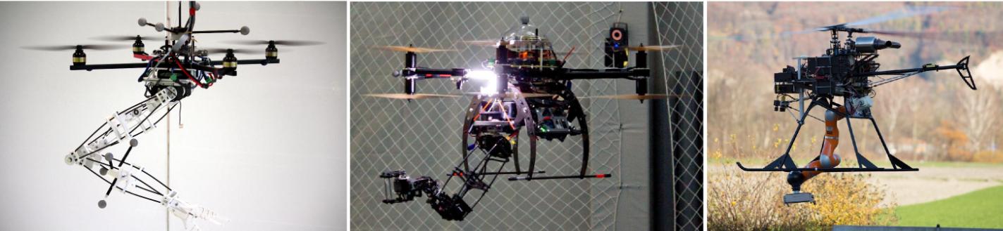 Aerial Robots