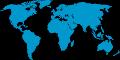 Weltkarte (Quelle: Pixabay)